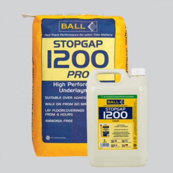 F Ball Stopgap 1200 Smoothing Compound
