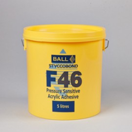 F46 Acrylic Adhesive 15 litres