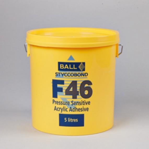 F46 Acrylic Adhesive 15 litres