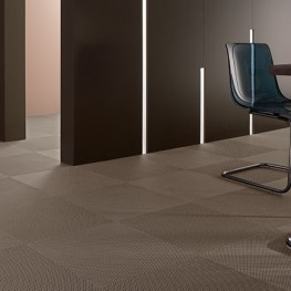 Polyflor Wovon Contemporary Vinyl Flooring Filigree Sand