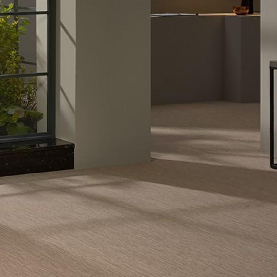 Polyflor Wovon Contemporary Vinyl Flooring Evening Barley