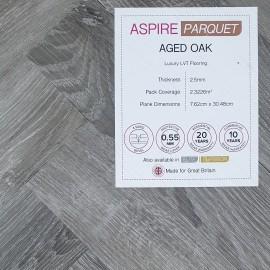 Aspire Parquet Aged Oak