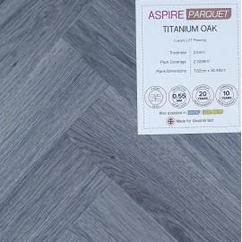 Aspire Parquet Titanium Oak