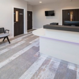 Polyflor Expona Commercial  Stones and Abstracts Painted Cement
