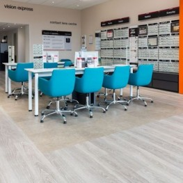 Polyflor Expona Commercial  Stones and Abstracts Warm Grey concrete