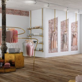 Polyflor Expona Commercial Wood Bronze Salvaged Wood