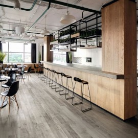 Polyflor Expona Commercial Wood Grey Salvaged Wood
