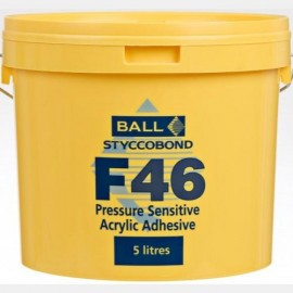 F46 Acrylic Adhesive 5 litres