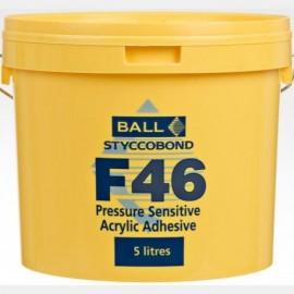 F46 Acrylic Adhesive 5 litres