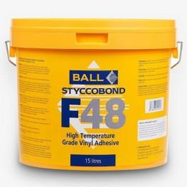 F48+ Vinyl Adhesive 15 litres