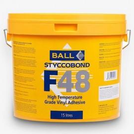 F48+ Vinyl Adhesive 5 litres