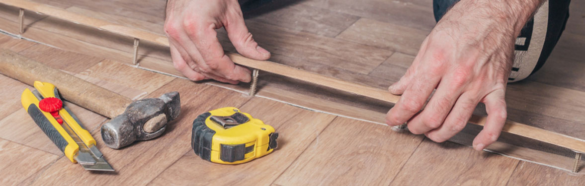 Floor fitting service